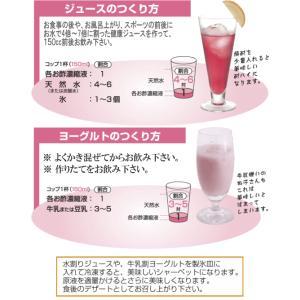 サンビネガー マカ・にんにくスッポン酢 500ml 12本セット 瓶  業務用 割り材 希釈用|sakenochawanya|04