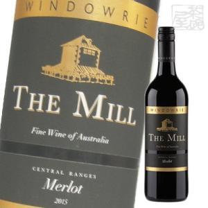 ザ ミル メルロー 赤ワイン 14度 750ml オーストラリア sakenochawanya