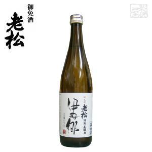 伊丹老松酒造 特別本醸造 伊丹郷 720ml|sakenochawanya