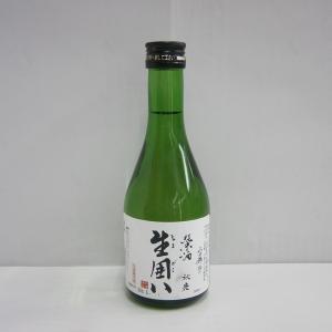 秋鹿 純米酒 生囲い 300ml瓶*12本(チルドでお届け)|sakenochawanya