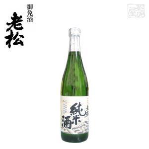 伊丹老松酒造 純米酒 720ml 日本酒|sakenochawanya