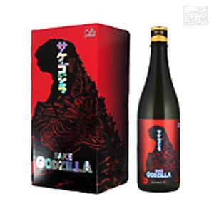 人気一 サケ・ゴジラ 純米大吟醸 16度 720ml 箱付き 人気酒造株式会社|sakenochawanya