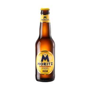 スペインビール モリッツ 5.4% 330ml瓶