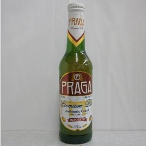 チェコビール プラハ プレミアム ピルス 4.7% 330ml瓶|sakenochawanya