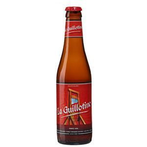 ベルギービール ギロチン 8.5% 330ml瓶 クラフトビール|sakenochawanya