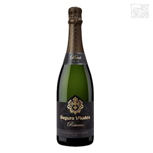 セグラヴューダス ブルートレゼルバ 正規 12% 750ml スパークリングワイン(カバ)|sakenochawanya