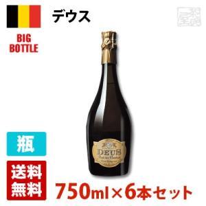 デウス 11.5度 750ml 6本セット(1ケース) 瓶 ベルギー ビール|sakenochawanya