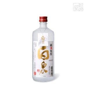 白泉ゴールド 米  720ml 老松酒造 焼酎 米|sakenochawanya