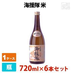 海援隊 米 25度 720ml 6本セット 土佐鶴酒造 焼酎 米|sakenochawanya
