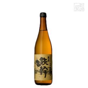 鉄幹 黒 芋 720ml オガタマ酒造 焼酎|sakenochawanya