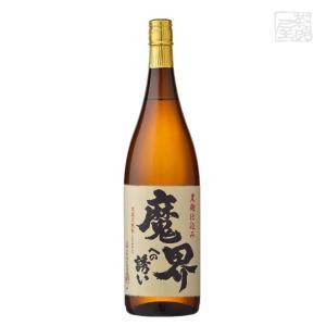 魔界への誘い 黒麹 芋 25度 1800ml 光武酒造場 焼酎|sakenochawanya