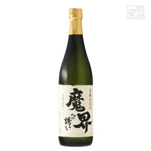 魔界への誘い 黒麹 芋 25度 720ml 光武酒造場 焼酎|sakenochawanya