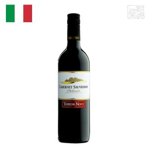 テッレ・デル・ノーチェ カベルネ・ソーヴィニヨン 750ml ミディアム  赤ワイン イタリア|sakenochawanya