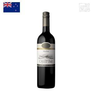 オイスターベイ ホークスベイ メルロ 750ml ミディアム  赤ワイン ニュージーランド|sakenochawanya