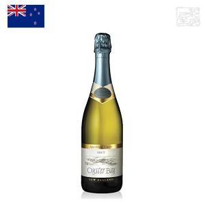 オイスター・ベイ スパークリング キュヴェ・ブリュット 750ml 辛口  白泡ワイン ニュージーランド|sakenochawanya