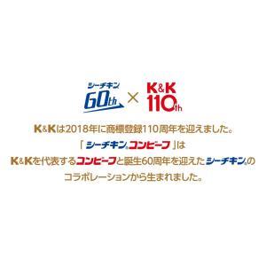 シーチキンコンビーフ 缶詰 K&K はごろもフーズ sakenochawanya 03