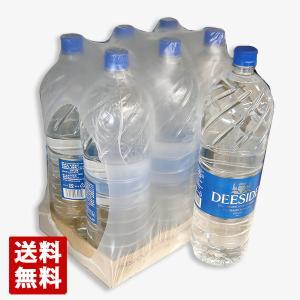スコットランドの水 ディーサイド 2L ×1ケース(6本) DEESIDE ミネラルウォーター|sakenochawanya