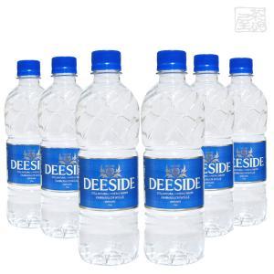 スコットランドの水 ディーサイド 500ml*6本 水割りに! ミネラルウォーター|sakenochawanya