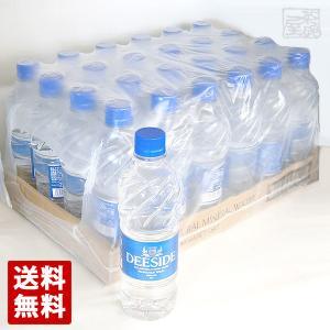 スコットランドの水 ディーサイド 500ml*1ケース(24本) ミネラルウォーター|sakenochawanya