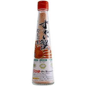ずわい蟹だしの素 顆粒タイプ 110g 中国地方 広島県