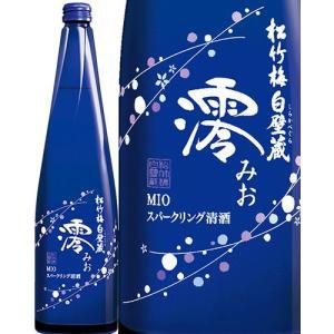 宝酒造 スパークリング清酒 松竹梅 白壁蔵 澪 300ml