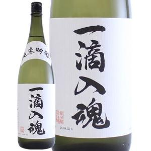 賀茂鶴 純米吟醸 一滴入魂(いってきにゅうこん)1.8L(1800ml) 日本酒 広島