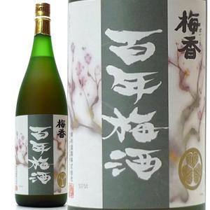 明利酒類 梅香 百年梅酒 1.8L(1800ml)