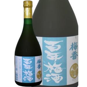 明利酒類 梅香 百年梅酒 すっぱい完熟にごり仕立て 720ml