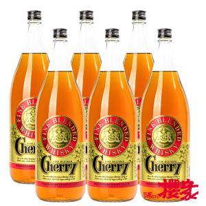 笹の川 ウイスキー チェリーウイスキー 37° まとめ買い 1800ml×6本 笹の川酒造 ウイスキー ふくしまプライド。体感キャンペーン(お酒/飲料) sakenosakuraya