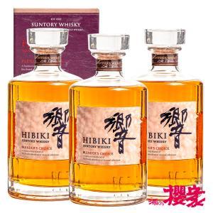 響 ブレンダーズチョイス 43° (箱付) まとめ買い 700ml×3本 サントリー ウイスキー|sakenosakuraya