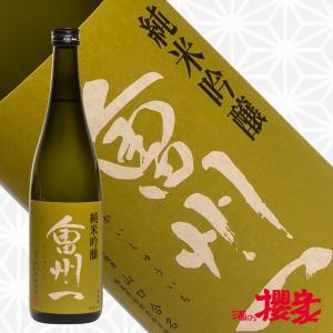 会州一 純米吟醸 火入れ 720ml 日本酒 会州一酒造 福島 地酒|sakenosakuraya