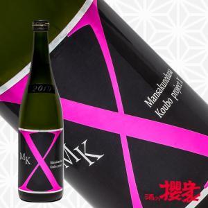 まんさくの花 純米吟醸MK-X 2019 720ml 日本酒 日の丸醸造 秋田 横手|sakenosakuraya