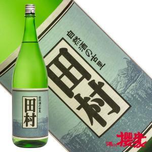 田村 純米吟醸酒 1800ml 日本酒 仁井田本家 金宝自然酒 福島 地酒|sakenosakuraya