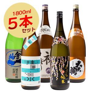 お買い得販売 訳あり 日本酒 1800ml × 5本セット 数量限定商品|sakenosakuraya