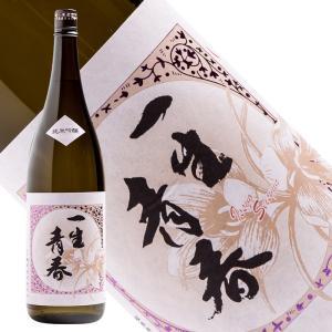 日本酒 お祝い 一生青春 吟醸酒  1800ml 曙酒造 福島 地酒 ふくしまプライド。体感キャンペーン(お酒/飲料)|sakenosakuraya