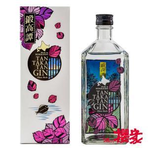 鍛高譚 TAN TAKA TAN GIN Shiso Herb 37° 700ml 箱付 合同酒精  スピリッツ|sakenosakuraya