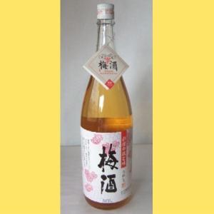 さつまの梅酒 1800|sakenotonda