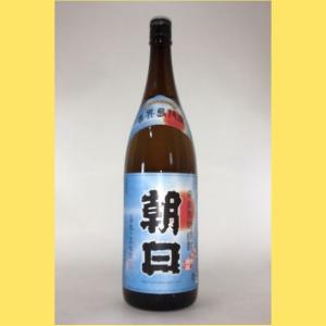 黒糖焼酎 朝日 25° 1800ml|sakenotonda