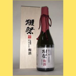 【限定・霧箱付】 獺祭 梅酒 磨き二割三分仕込み|sakenotonda