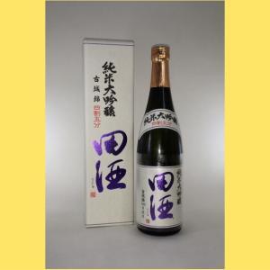 【2021年3月】田酒  純米大吟醸 古城錦 四割五分 720ml 箱付|sakenotonda