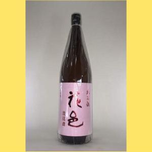 【2021年4月】花邑(はなむら)純米酒 陸羽田 1800ml|sakenotonda