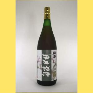 梅香 百年梅酒 1800|sakenotonda