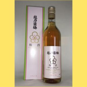 【超レア商品】越乃寒梅 梅酒 720|sakenotonda