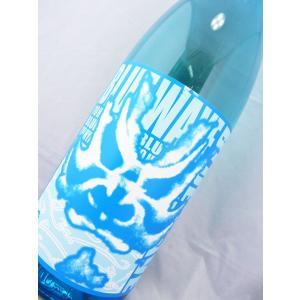 百十郎(ひゃくじゅうろう) 純米吟醸酒 青波(あおなみ) Blue Wave 1800ml|sakesawaya