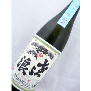 琵琶のささ浪 夏 純米酒 720ml|sakesawaya