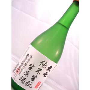 大七 純米生もと生原酒 720ml|sakesawaya