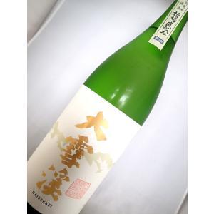 【超限定蔵元隠し酒】大雪渓 特別純米槽場直汲み無濾過生原酒 1800ml|sakesawaya