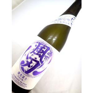 栄光冨士 辛口純米酒 逸閃 風刃 720ml|sakesawaya