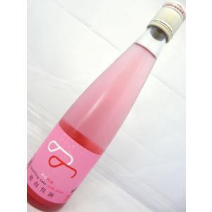【プチプチはじけるピンクの発泡日本酒】五橋 のの 300ml|sakesawaya