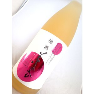 【熊本地震の際の純米大吟醸酒で仕込んだ梅酒です】花の香 梅酒 1800ml|sakesawaya
